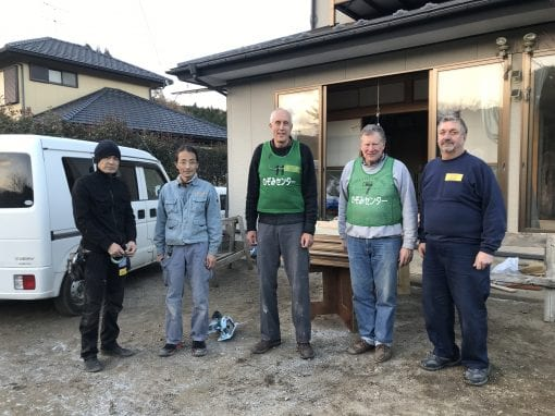 Celebrity Carpenters in Japan